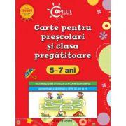 Carte pentru prescolari si clasa pregatitoare (5-7 ani). Copilul destept