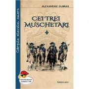 Cei trei muschetari Vol. 1+2 - Alexandre Dumas