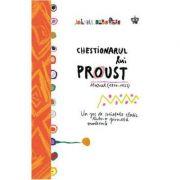 Chestionarul lui Proust. Colectia savoir-vivre - Joanna Neborsky