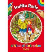 Citim si coloram - SCUFITA ROSIE