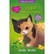 Cleo, o pisicuta curioasa. Prima mea lectura - Holly Webb