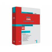 Codul civil si legislatie conexa 2019. Editie PREMIUM - Dan Lupascu
