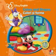 Colors and Shapes. Culori si forme - Disney