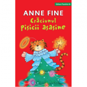 Craciunul pisicii asasine (editie cartonata) - Fine Anne