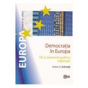Democratia in Europa - Vivien A. Schmidt