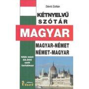 Dictionar maghiar-german, german-maghiar - David Zoltan