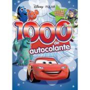 Disney Pixar. 1000 de autocolante. Peste 60 de activitati antrenante!