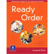English for Tourism: Ready to Order Student Book - Anne Baude