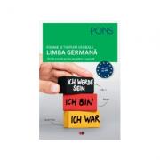 Forme şi timpuri verbale. Limba germană. Nivel A1-B2 PONS