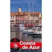 Ghid turistic COASTA de AZUR - Florin Andreescu, Dana Ciolca