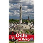 Ghid turistic OSLO si BERGEN - Florin Andreescu, Mariana Pascaru