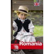 Ghid turistic ROMANIA, engleza - Florin Andreescu, Mariana Pascaru