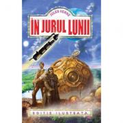 In jurul lunii - Jules Verne