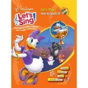 Let's play! Hai la joaca! - Disney English