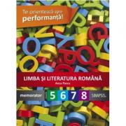 Memorator - Limba si Literatura Romana - clasele V - VIII - Anca Pascu