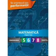 Memorator - Matematica - clasele V - VIII - Grigore Tarta