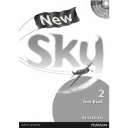 New Sky Level 2 Test Book - David Bolton
