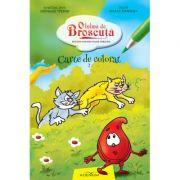 O inima de Broscuta. Carte de colorat 2 - Gheorghe Virtosu