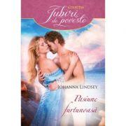 Pasiune furtunoasa - Johanna Lindsey