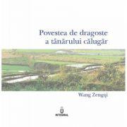 Povestea de dragoste a tanarului calugar - Wang Zengqi