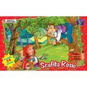 Puzzle Scufita Rosie