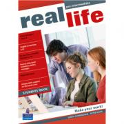 Real Life Global Pre-Intermediate Students Book - Sarah Cunningham