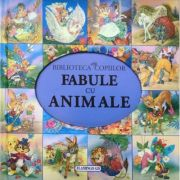 Fabule cu animale (biblioteca copiilor)
