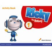 Ricky The Robot 1 Activity Book - Naomi Simmons