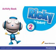 Ricky The Robot 2 Activity Book - Naomi Simmons