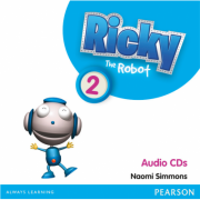 Ricky The Robot 2 Audio CD - Naomi Simmons