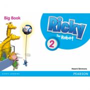 Ricky The Robot 2 Big Book - Naomi Simmons