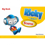 Ricky The Robot Starter Big Book - Naomi Simmons