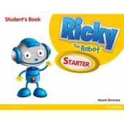 Ricky The Robot Starter Students Book - Naomi Simmons