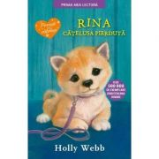 Rina, catelusa pierduta. Prima mea lectura - Holly Webb