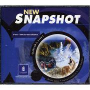 Snapshot Pre-Intermediate Class CD 1-3 Audio New Edition - Ingrid Freebairn