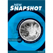 Snapshot Pre-Intermediate Language Booster New Edition - Brian Abbs