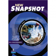 Snapshot Pre-Intermediate Students Book New Edition - Ingrid Freebairn
