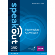 Speakout 2nd Edition Intermediate ActiveTeach