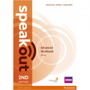 Speakout Advanced 2nd Edition Workbook with Key - Antonia Clare