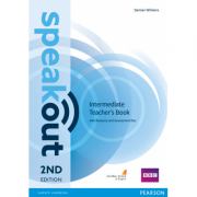 Speakout Intermediate 2nd Edition Teachers Guide with Resource & Assessment Disc Pack - Damian Williams
