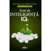 Teste de inteligenta IQ 1 - Philip Carter, Ken Russell