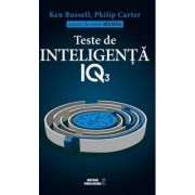 Teste de inteligenta IQ 3 - Ken Russell, Philip Carter