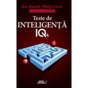 Teste de inteligenta IQ 4 - Ken Russell, Philip Carter