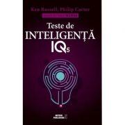 Teste de inteligenta IQ 5 - Ken Russell, Philip Carter