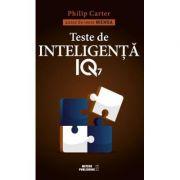 Teste de inteligenta IQ 7 - Ken Russell, Philip Carter
