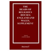 The heads of religious houses England and Wales - David M. Smith