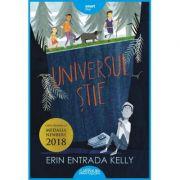 Universul stie - Erin Entrada Kelly