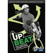 Upbeat Pre-Intermediate Teachers Book and Test Master Multi-ROM pack - Kate Fuscoe