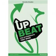 Upbeat Pre-Intermediate Test Book - Dominika Chandler
