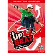 Upbeat Starter Students Book & Students Multi-ROM Pack - Ingrid Freebairn